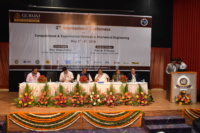 Research and development - Conference | GL Bajaj College in UP